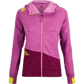La Sportiva Aim Hoody Women Purple/Plum